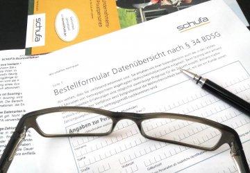 Schufa Score verbessern