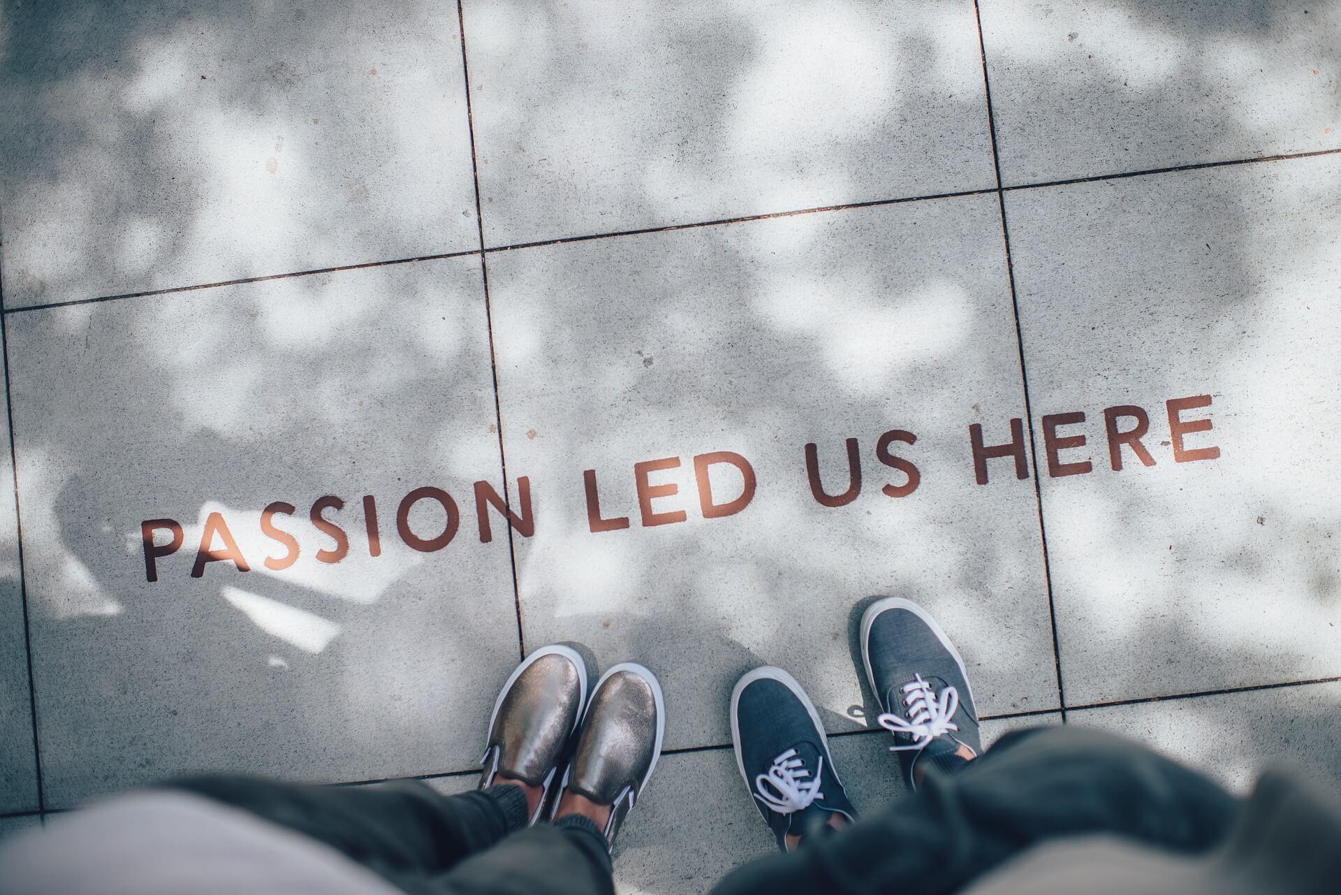 leidenschaft - passion